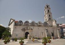 Iglesia y Monasterio de San Fransisco De Asis Zdjęcia Royalty Free
