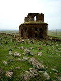 Iglesia Yeghvard de Zoravar Fotografía de archivo