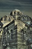Iglesia Znamenskaja Foto de archivo libre de regalías