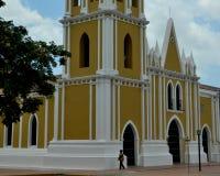 Iglesiakerk St Francisco stock foto's