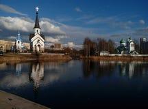iglesias Fotografía de archivo libre de regalías