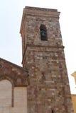 Iglesias Church Sardinia Stock Photography