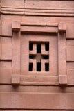 Iglesias de las tallas de la roca de Lalibela en Etiopía imágenes de archivo libres de regalías