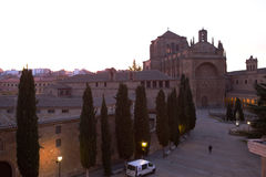 Iglesias de San Esteban, Salamanca Stock Photos