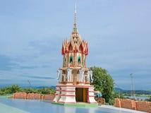 Iglesias del tigre de Kanchanaburi Imagenes de archivo