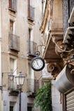 Iglesias, old part of town, Sardinia, Italy, Europe Royalty Free Stock Photos