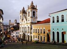 Iglesias rosario dos pretos Stock Photos