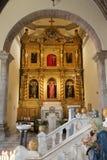 Iglesias Sardinia. Iglesias, old church in town, Sardinia, Italy Royalty Free Stock Photo