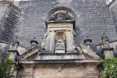 Iglesias y monasterios Fotos de archivo