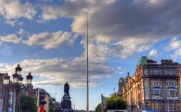 Iglica w Dublin, Irlandia obraz royalty free