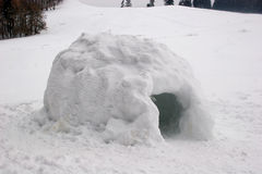 Igloo Fotos de Stock