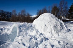 Igloo Stock Photos