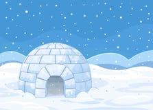 igloo stock illustrationer
