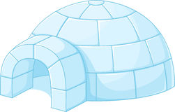 igloo Foto de Stock Royalty Free