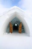 igloo d'entrée Image libre de droits