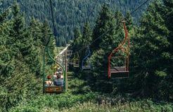 Igman Olimpijscy skoki Zdjęcie Stock
