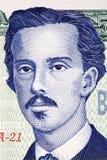 Ignacio Agramonte portret obrazy royalty free