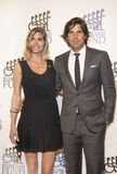 Ignacio Nacho Figueras. International polo icon Ignacio Nacho Figueras arrives on the red carpet at the Waldorf Astoria in New York City for the 31st Annual Stock Images