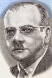 Ignacy Matuszewski portrait. From Polish money Stock Photo