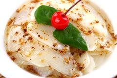 igname de chine délicieuse froide chinoise de bonbon à nourriture de paraboloïde image libre de droits
