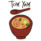 Igname de Tom image stock