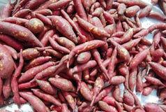 Ignames organiques images stock