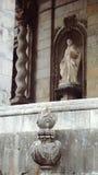 Ignatius罗耀拉西班牙欧洲雕塑圣所  免版税库存照片