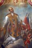 ignatiusloyola saint Royaltyfria Foton