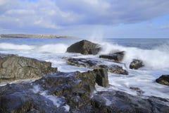 Free Igneada Coast, From North Of Turkey. Royalty Free Stock Images - 160034579