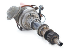 Ignition distributor Stock Photo