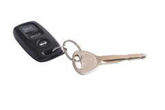 Ignition key Stock Photo