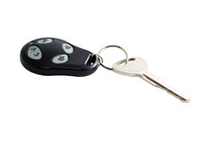 Ignition key Stock Image