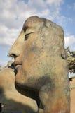 Igor mitoraj Skulptur Stockfoto