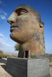 Igor mitoraj Skulptur Stockbild