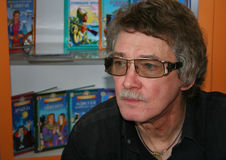 Igor Starigin. Russian actor Stock Photos