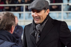 Igor Stimac, Manager of Croatia Football Team Royalty Free Stock Image