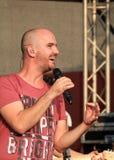 Igor Timko singer Royalty Free Stock Image