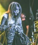 Igorrr живет в концерте 2017 стоковые фото