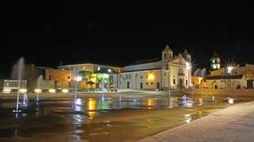 Igreja圣玛丽亚 拉各斯葡萄牙 库存照片