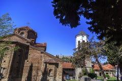 Igreja ósmio santamente Salonica de Mary Perybleptos e do St Demetrius em oh Foto de Stock Royalty Free
