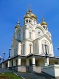 A igreja Imagem de Stock Royalty Free