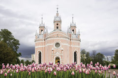 A igreja Imagens de Stock