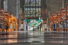 A igreja Foto de Stock Royalty Free