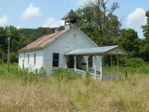 Igreja abandonada Imagens de Stock Royalty Free
