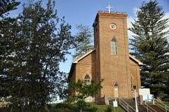 Igreja anglicana do St. Thomas Foto de Stock Royalty Free