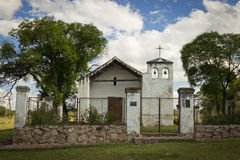 Igreja antiga Fotos de Stock Royalty Free