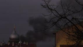 Igreja ardente Lote do fumo filme