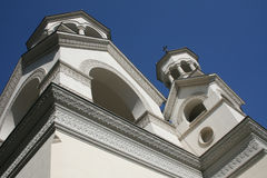 Igreja arménia Fotos de Stock Royalty Free