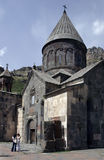 Igreja arménia foto de stock
