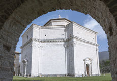 Igreja, arquitetura italiana, XVI século Fotos de Stock